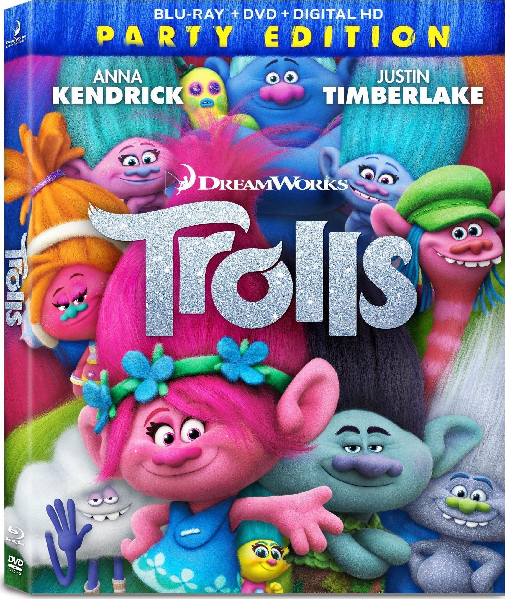 Trolls (2016) poster image
