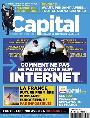 Capital N°305 - Février 2017
