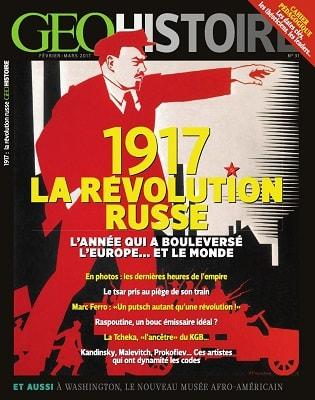 Geo Histoire N°31 - Février/Mars 2017