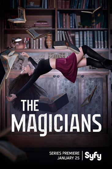 The Magicians {Sezon 02} (2017) PL.480p.BRRip.DD5.1.XviD-Ralf / Lektor PL