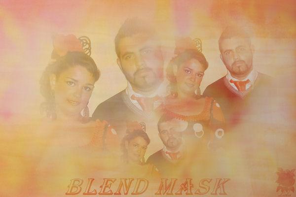 BLEND MASK