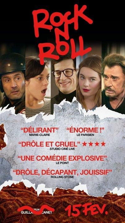 B.O. du film Rock'n'roll  170128090115215731