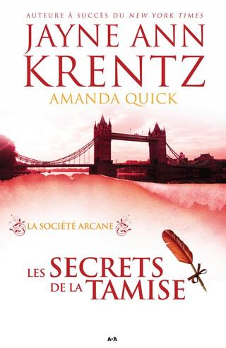 Tome 3- La société Arcane - Les secrets de la Tamise