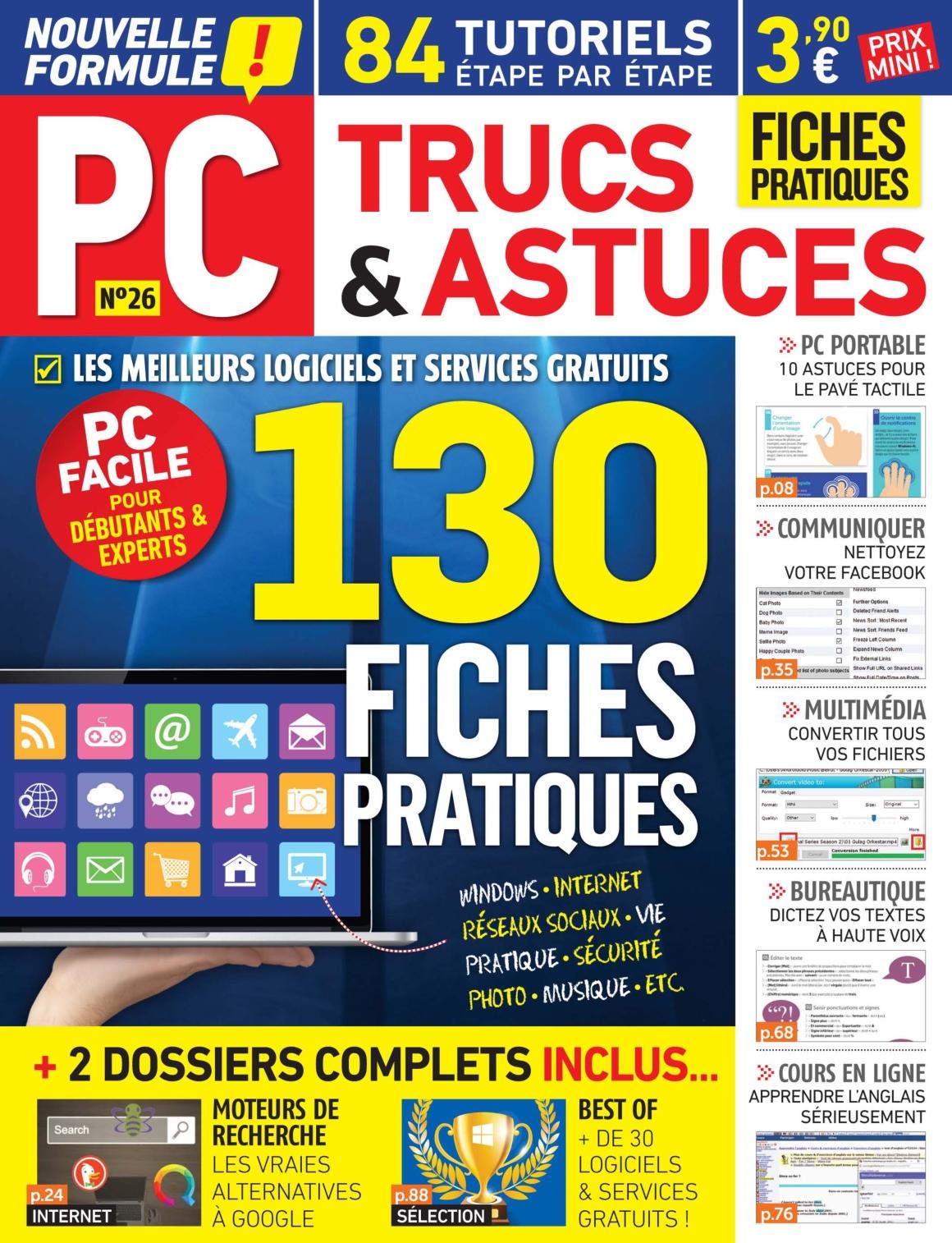 PC Trucs et Astuces N°26 - Mars/Mai 2017