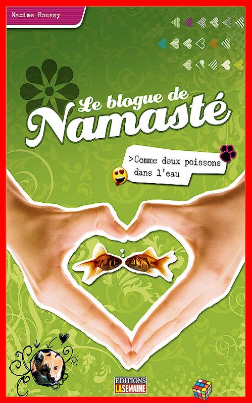 télécharger Maxime Roussy - Le blog de Namasté - T02 - Comme deux poissons dans l'eau
