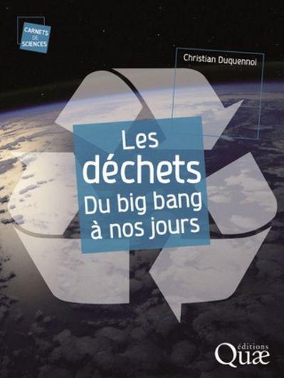 télécharger Les déchets, du big bang à nos jours. Quae Editions