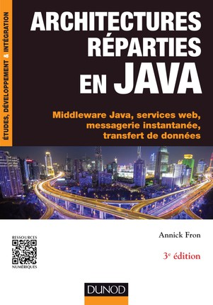 télécharger Architectures réparties en Java. Dunod PDF [fr] + Sources