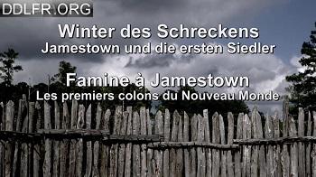 Famine à Jamestown Les premiers colons du Nouveau Monde