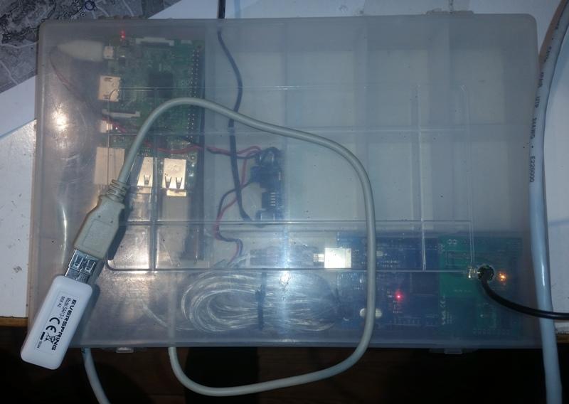 domotique avec un Raspberry 170205043422953212