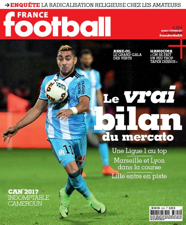 France Football N°3692 - 7 Février 2017