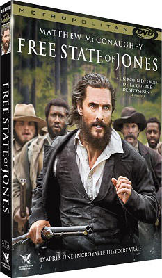 The Free State Of Jones french bluray 1080p
