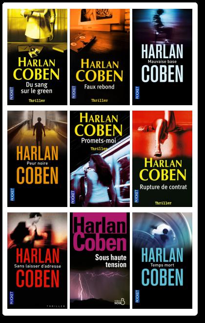 Harlan Coben - Série Myron Bolitar 10 ebooks