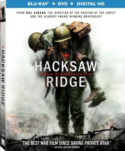 Hacksaw Ridge(2016) poster image