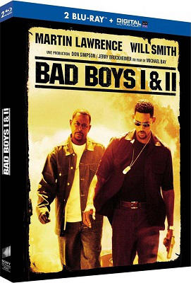 Bad Boys I Bad Boys II HDLIGHT 720p TRUEFRENCH