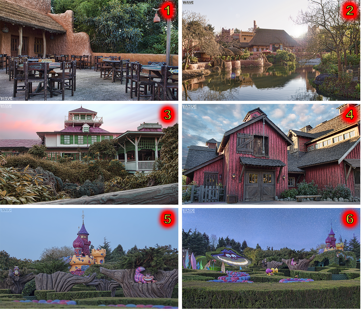 Photos de Disneyland Paris en HDR (High Dynamic Range) ! 170208105828144543