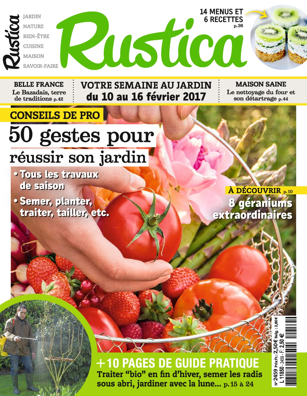 Rustica N°2459 - 10 au 16 Février 2017