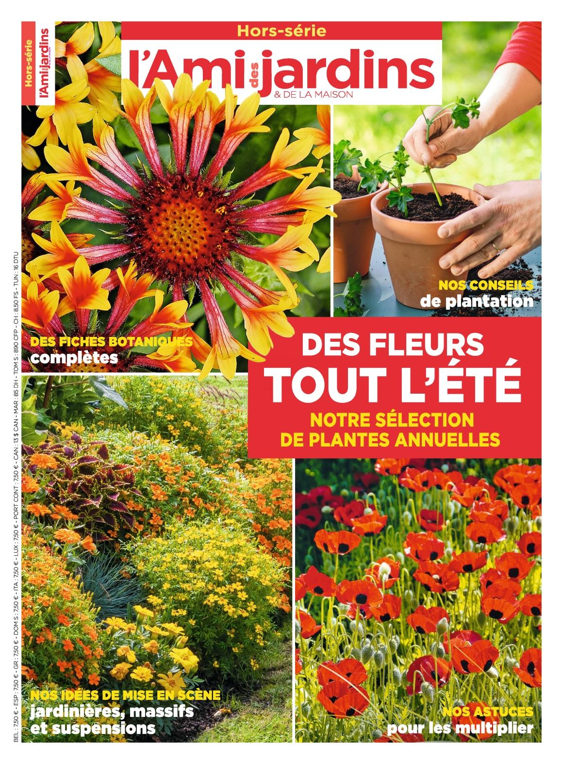 L'Ami des Jardins Hors-Série N°195 - Primtemps 2017