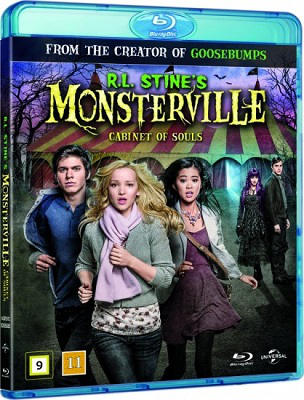 Monsterville le couloir des horreurs french bluray 1080p
