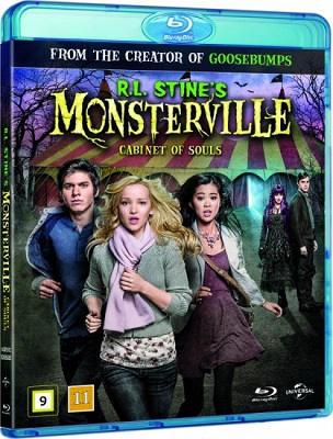 Monsterville le couloir des horreurs french bluray 1080p