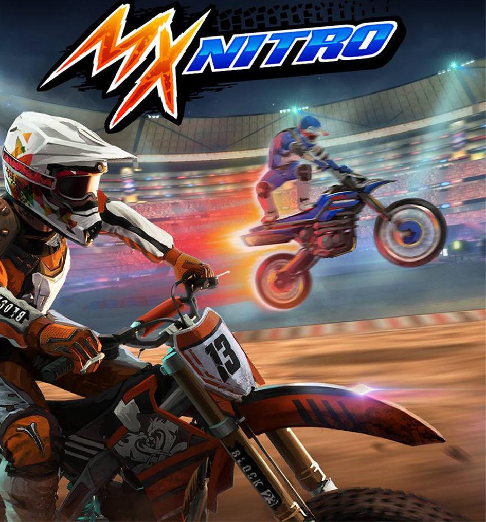Poster for MX Nitro