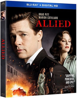 Alliés bluray 720p