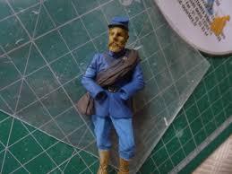 Pionnier Nordiste 75mm JMD-Miniatures (acryliques) 170214052636421285