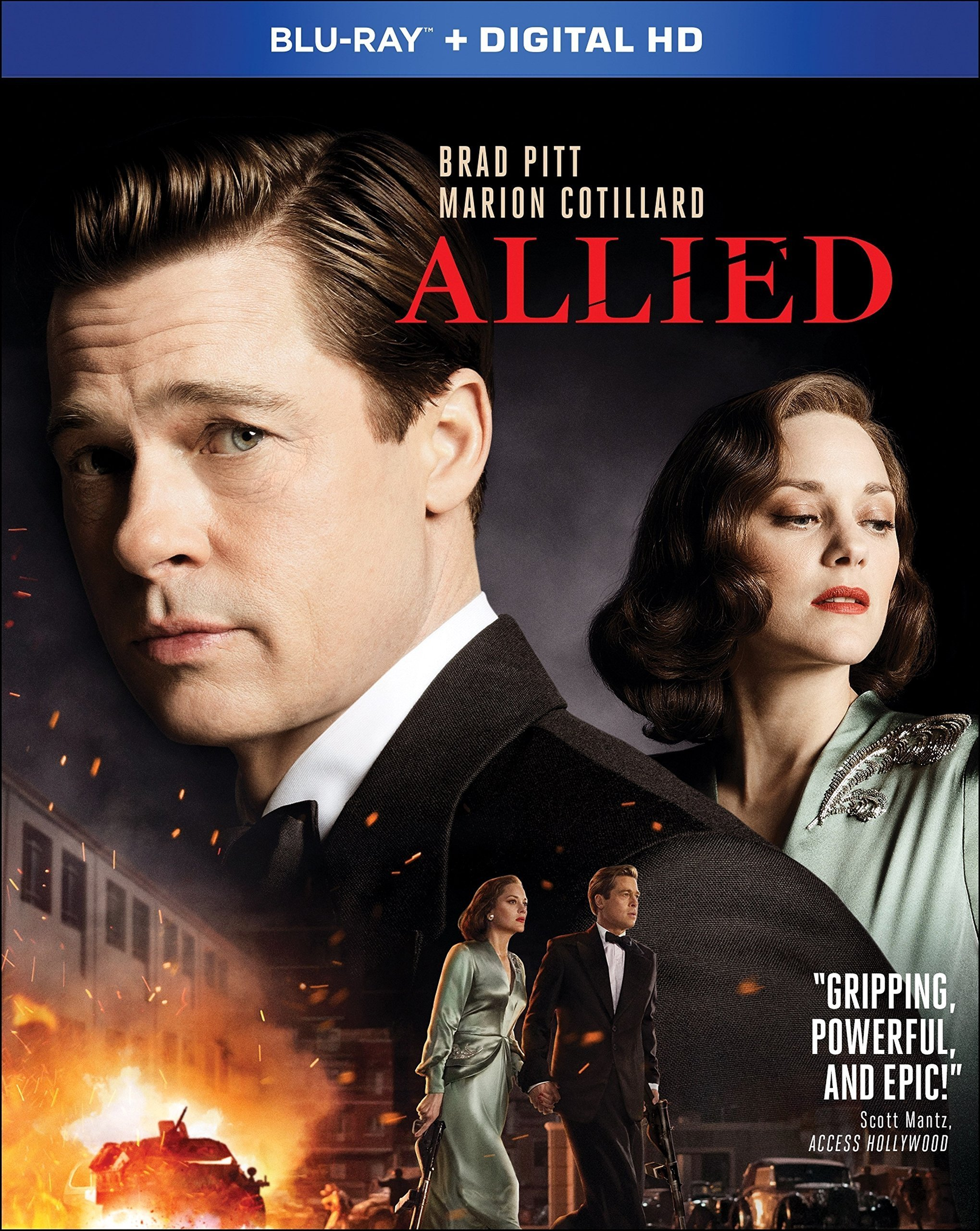 Allied (2016) poster image