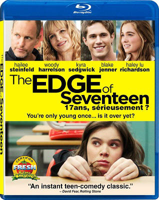 The Edge of Seventeen french bluray 1080p