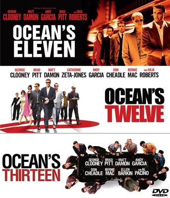Ocean's ( Trilogie ) DVDrip