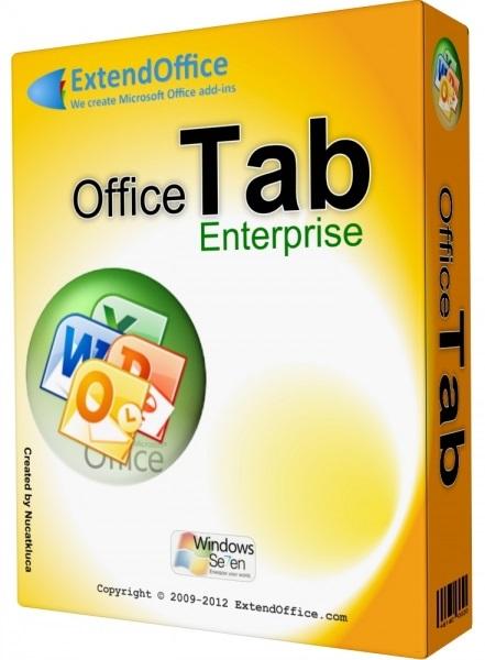 Office Tab Enterprise v12.00