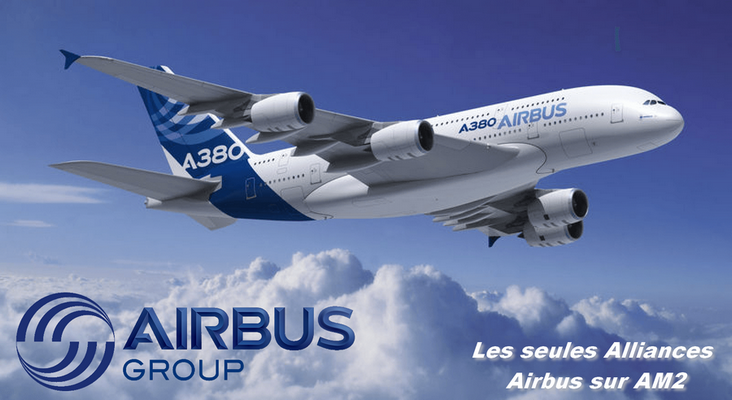 Alliances AirbusGroup