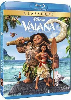 Vaiana, la légende du bout du monde BLURAY 1080p FRENCH