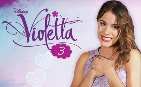 Violetta S03 (complète)