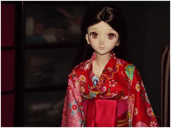 [Volks DDH07] Une blonde, devenue brune... Hatsuko est née ! 170219082240776508