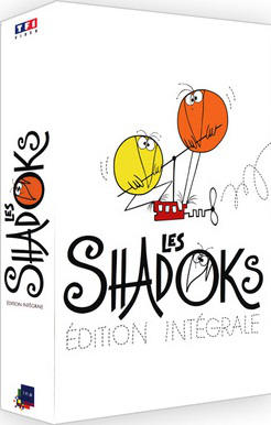 Les Shadoks Édition Intégrale DVDRIP FRENCH