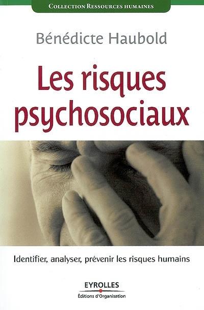 télécharger Les risques psychosociaux : Identifier, analyser, prévenir les risques humains