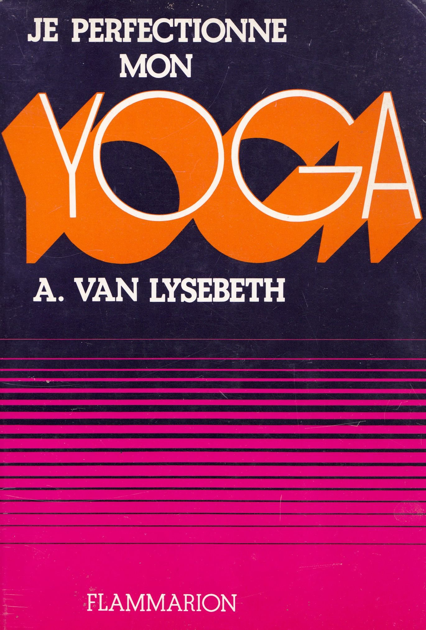 télécharger Je Perfectionne Mon Yoga - Andre VAN LYSEBETH