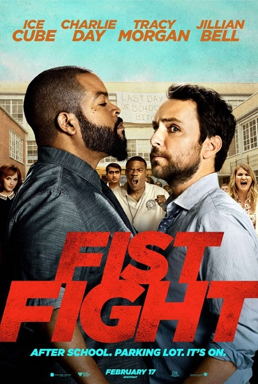 Ustawka / Fist Fight (2017) PL.BDRip.XviD-KiT / Lektor PL