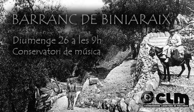 Excursió al barranc de Biniaraix (26-02-17)