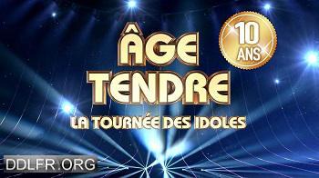 Age tendre, la tournée des idoles TVRIP