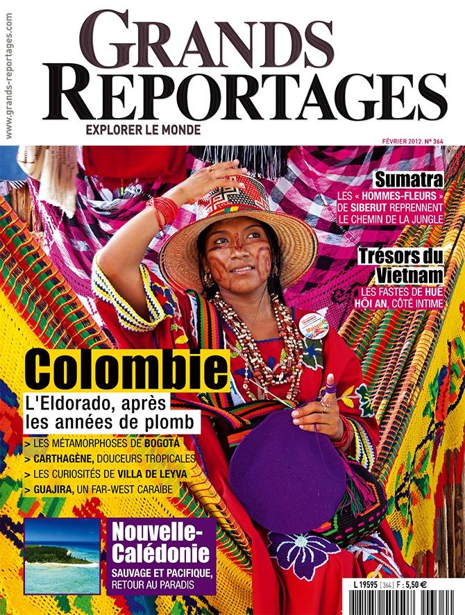 Grands Reportages N°364 - Colombie, l'Eldorado après les années de plomb