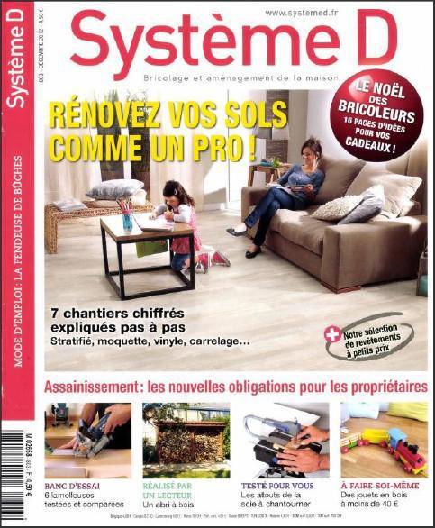Système D N°803 - Rénovez vos Sols Comme un Pro !