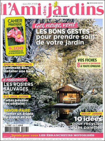 L'Ami des Jardins et de la Maison N°1026 - Cahier Pratique