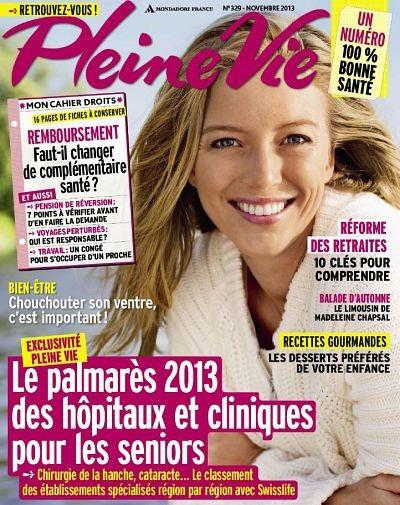 Pleine Vie N°329 - 100/100 bonne santé