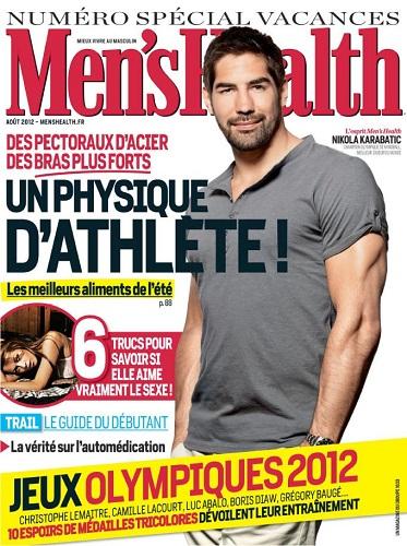 Men s Health N°44 - Un Physique D athlète !