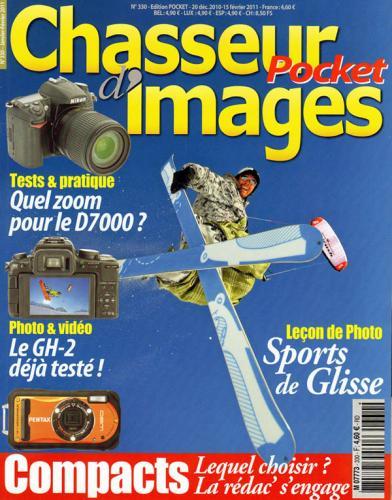 Chasseur d images N°330 - Sports de glisse