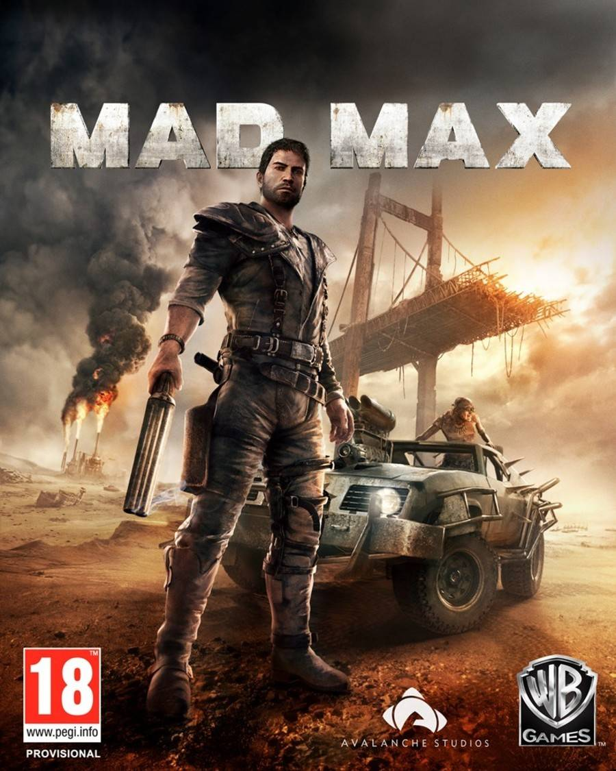 Poster for Mad Max