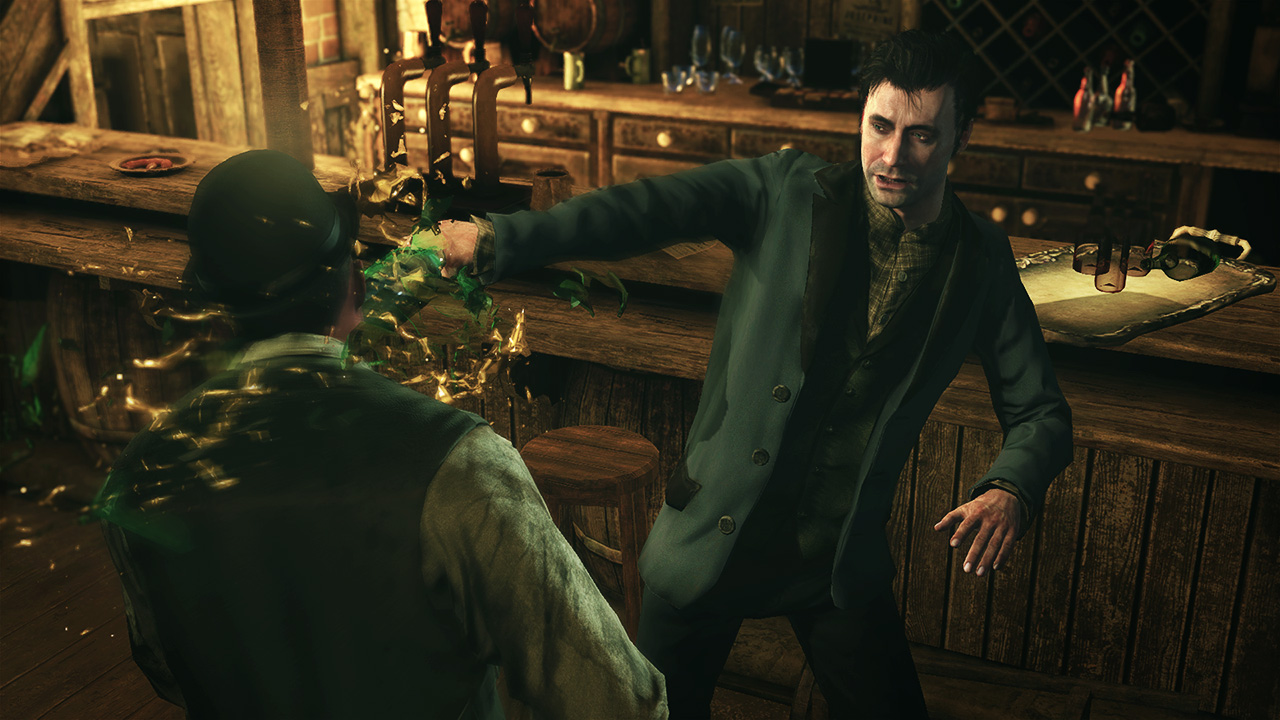 Sherlock Holmes: The Devil image 1