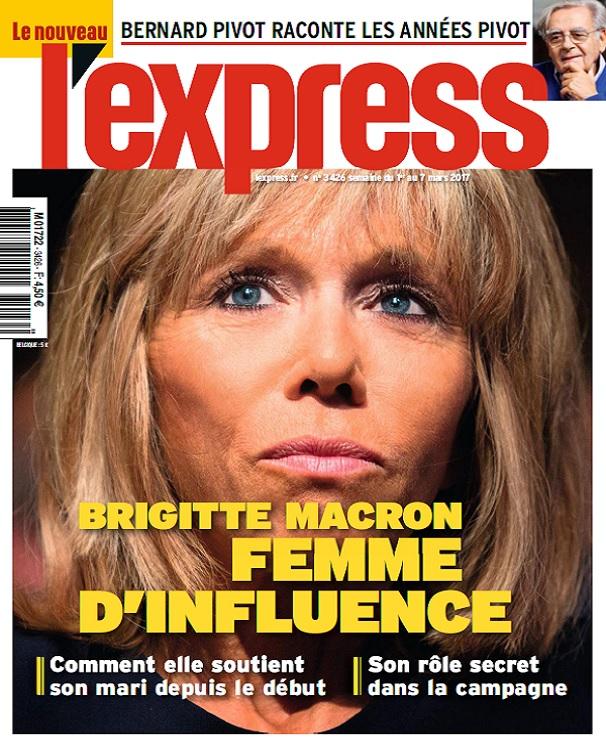 L'Express N°3426 Du 1er au 7 Mars 2017