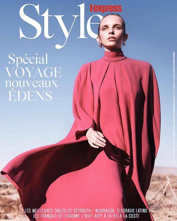 L'Express Style Du 1er au 7 Mars 2017